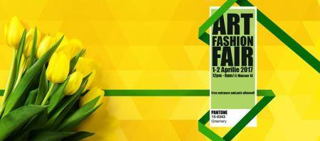 art fashion fair aprilie 2017