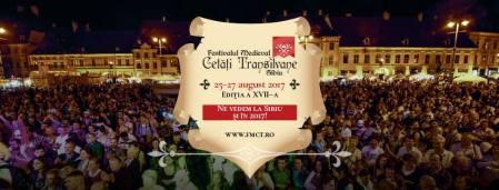 festival medieval cetati transilvane