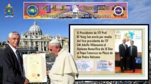 папата черен колан
