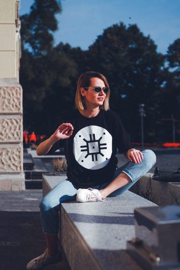Mirjana BOBU Graphic Designer T-Shirt