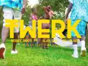 "Mubby Roux ft. Slapdee and Black – ""Twerk"" (Official Video)"