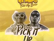 """DOWNLOAD Yo Maps Ft Mic Burner - """"Pick It Up"""" Mp3"""