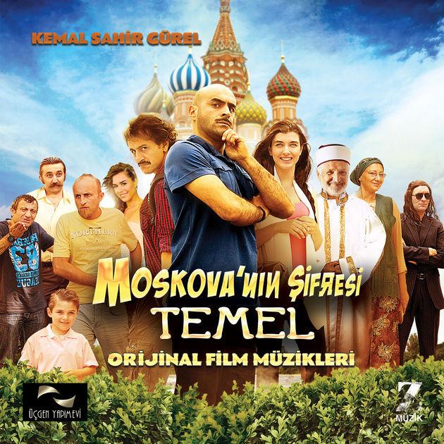 Moskova'nın Şifresi • Kemal Sahir Gürel