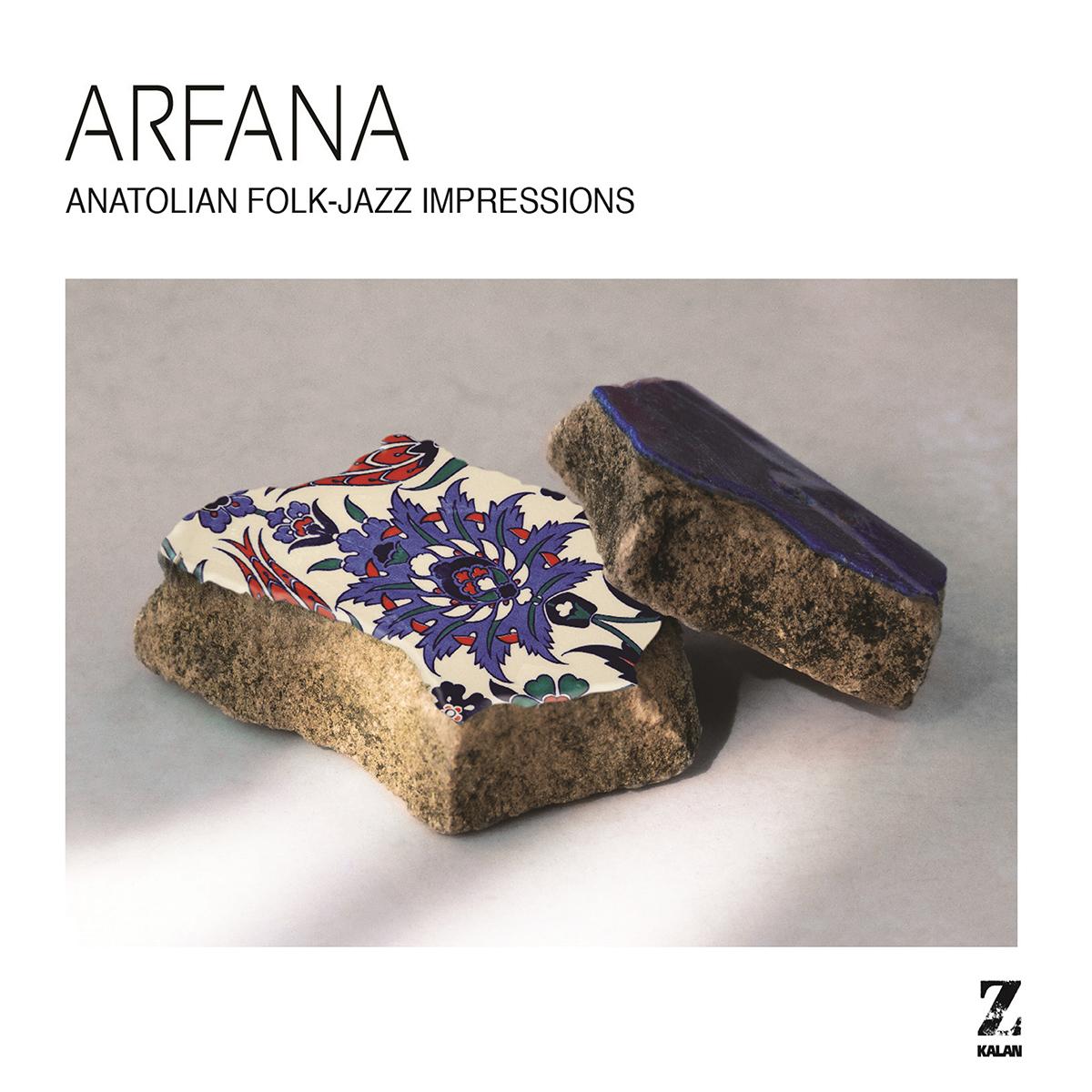 Anatolian Folk – Jazz Impressions • Arfana