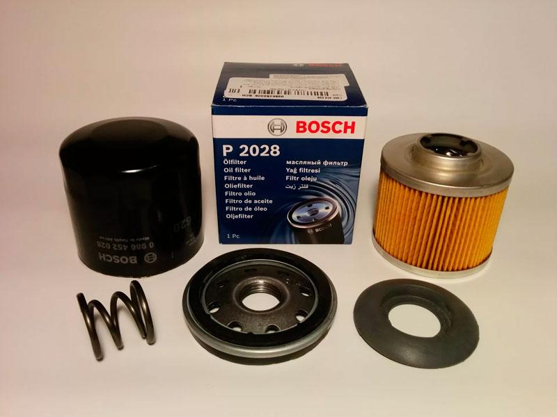 Фильтр Bosch.