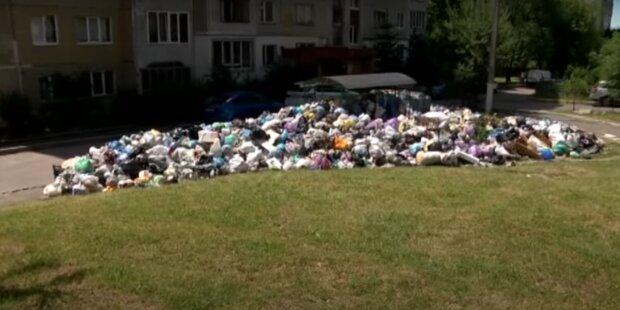 У Львові не можуть знайти ділянку для облаштування сміттєвого полігону