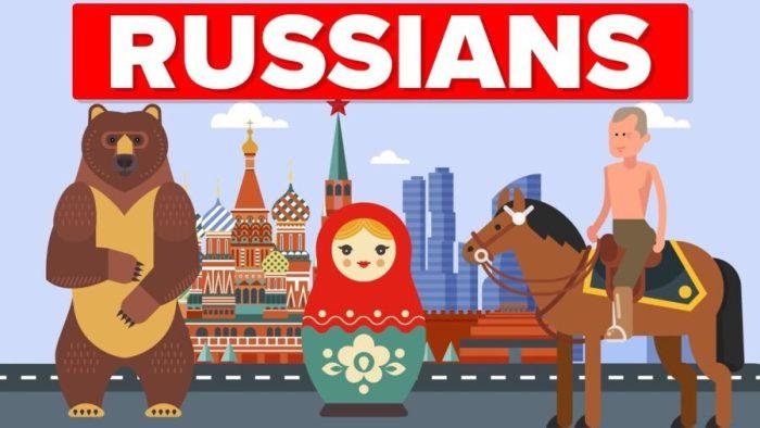 Самые популярные стереотипы о России: примеры
