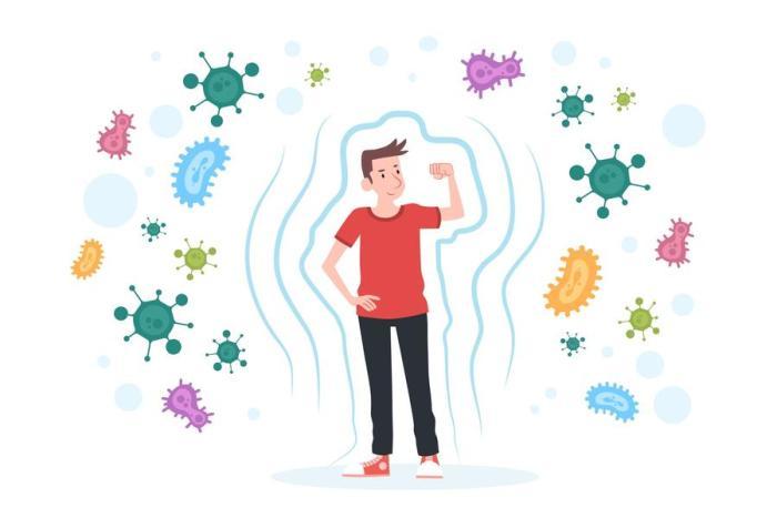 Контрастный душ укрепляет иммунитет
