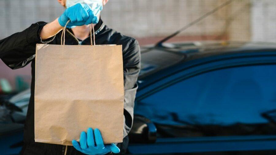 Доставка продуктов при коронавирусе