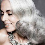 59-Летняя бабушка — суперкрасивая и успешная модель