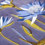 Машинная вышивка: виды, особенности и преимущества