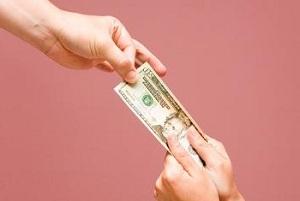 взыскание долгов проводки