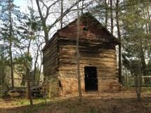 1800s Tobacco Barn