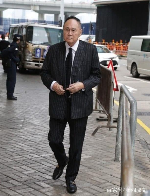 Triệu Thế Tăng phong độ ở tuổi 83. Ảnh:Baidu
