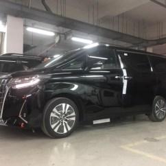 All New Alphard 2019 Cicilan Kijang Innova Chuyen Cơ Mặt đất Toyota Trở Lại Tăng Gia 500 Triệu Co Mat Dat Tro Lai Tang Trieu