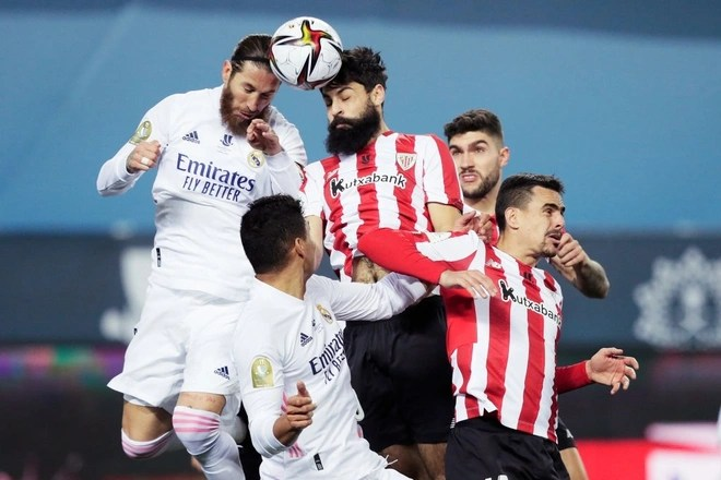 Real Madrid anh 1