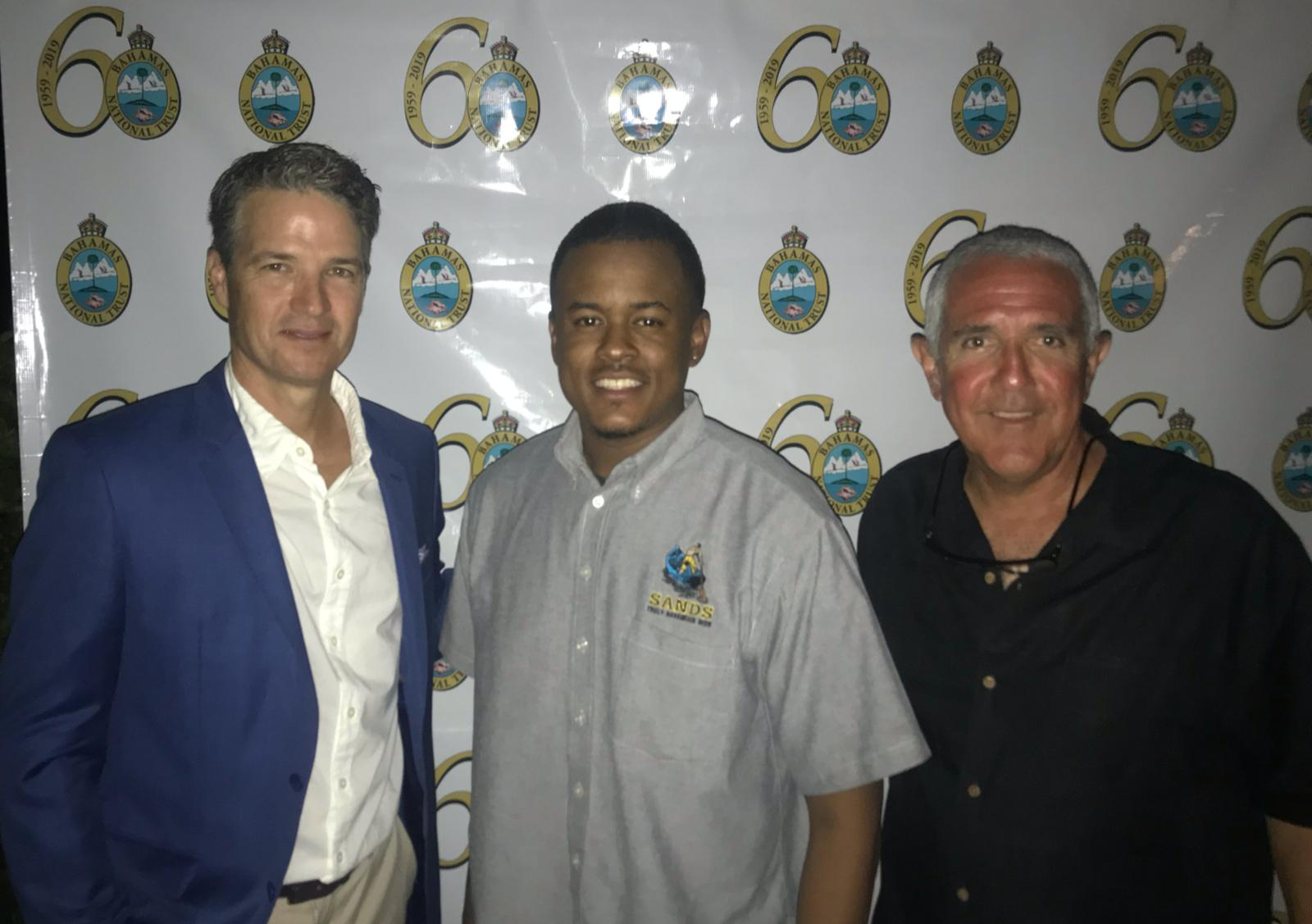 Bahamian Brewery Proud to Support the World's First Land and