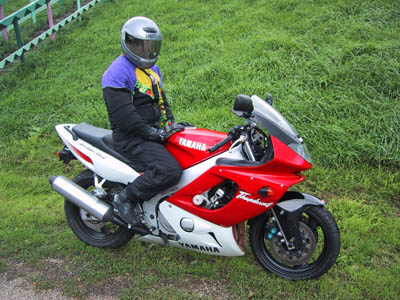 YZF 600 - new + HG 2