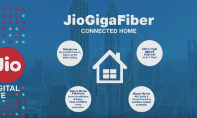 Jio GigaFiber Registrations Page is Live: Everything You Need to Know About Jio Broadband Service