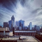 Atlanta Skyline (Oct. 2013)