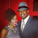 Carmen Rodgers and I after our Atlanta Show (Aug. 2013)