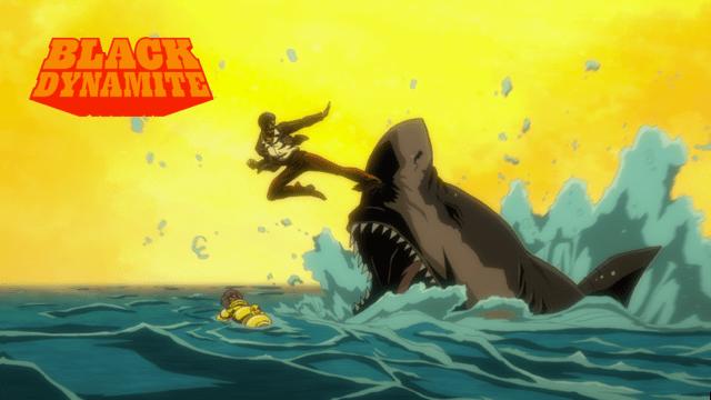 Black Dynamite Season 2 …Jams  – Zo!