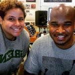 In the studio with Carlitta Durand