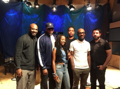 After being interviewed and performing on SiriusXM's Heart & Soul channel