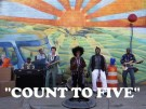 """Count To Five"" video (May 2013)"