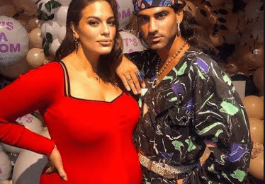 Ashley Graham's 'Well beyond' Baby Shower