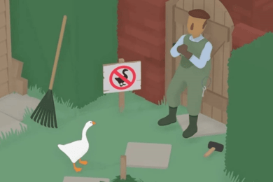 Why a lot of terrifying geese have taken the Internet