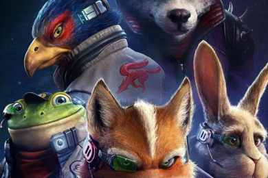 The animated Star Fox movie captures the imagination of the co-writer of Rogue One 1