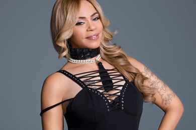Faith Evans condemns Lifetime documentary about her relationship with Notorious BIG