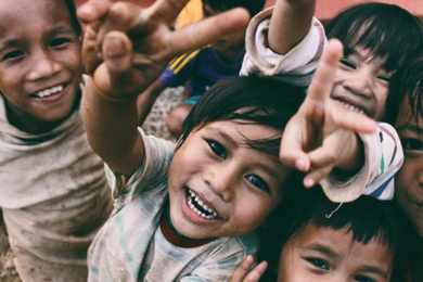 help orphan child