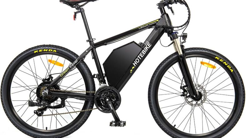 Why buy an electric bike? What are the arguments?