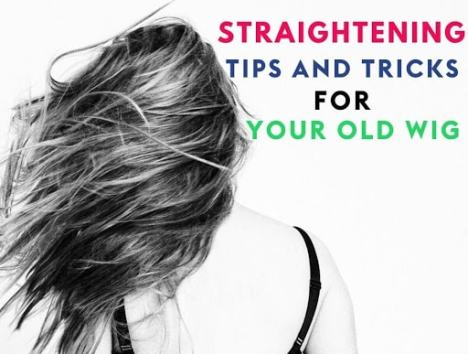 How To Restore A Synthetic Wig: Straightening Tips And Tricks For Your Old Wig 2