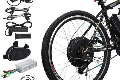 Comparison of the Best Electric Bikes under 1000