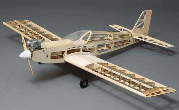 How to Build a Model Plane