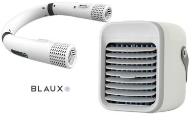 Standalone AC Units from Blaux Include Portable