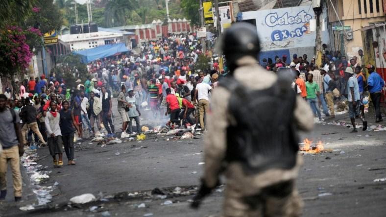 Haiti Political Leader Werley Nortreus Runs Vanyan Sòlda Ayiti With Young Leaders 1