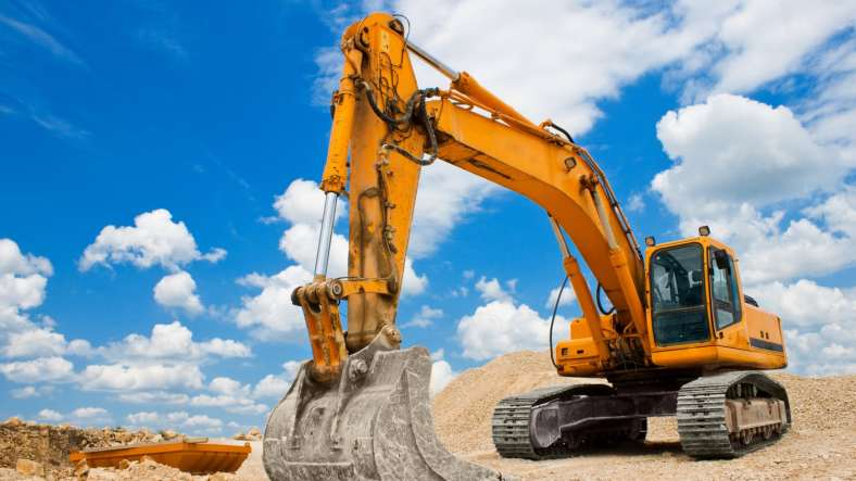Safety Around Heavy Equipment