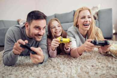 Games to Play with Family and Friends