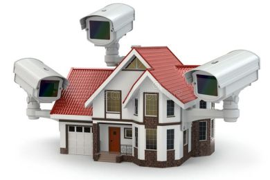 Home Alarm with CCTV