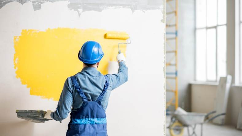 Hire Commercial Painters