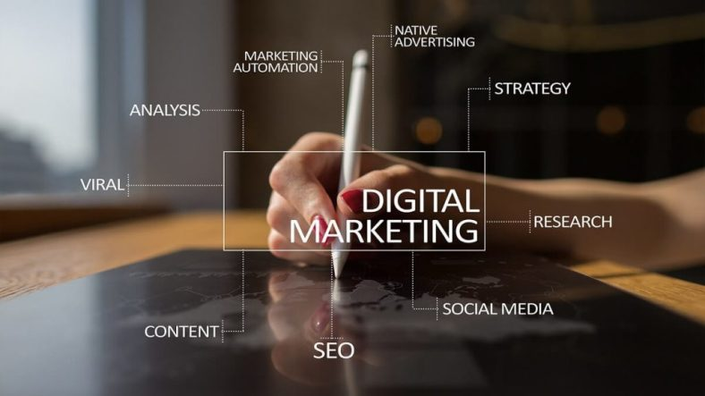 Top 10 Digital Marketing