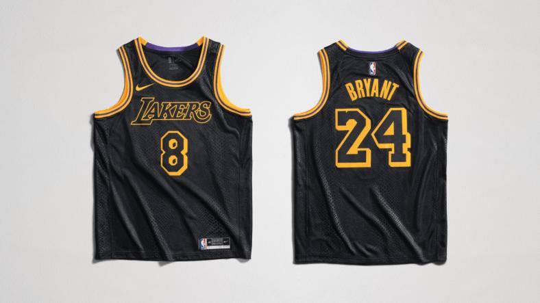 Top Kobe Bryant Jersey