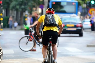 Drivers Fail to See Cyclists