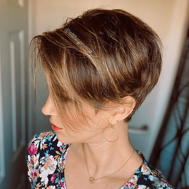 Impeccable and Sleek Short Hairstyles to Experiment With 1
