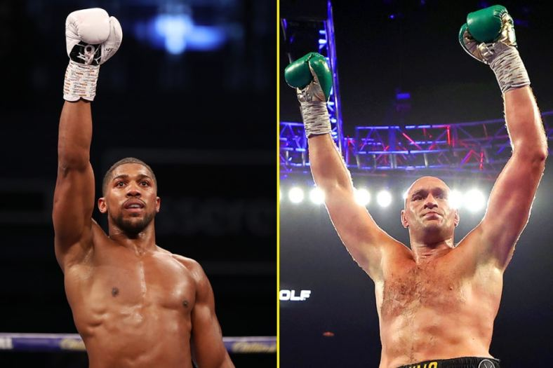 Tyson Fury Versus Anthony Joshua: The Only Fight Left 1