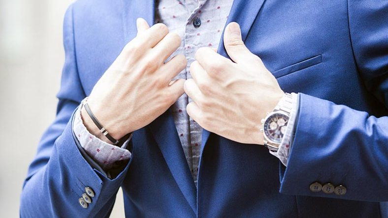 Common Styles of Men's Suit Jackets